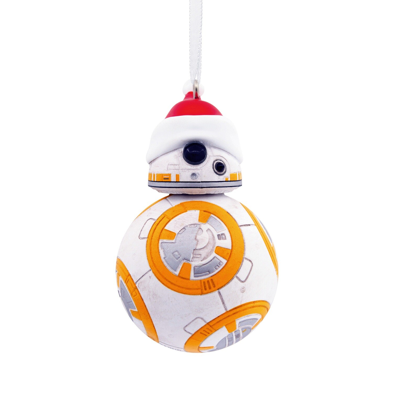 BB-8 with Santa Hat Star Wars Hallmark Christmas Tree Holiday Ornament Walmart Exclusive
