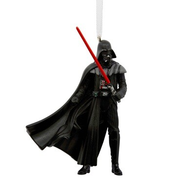 Darth Vader Star Wars Hallmark Christmas Tree Holiday Ornament