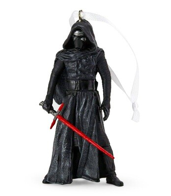 Kylo Ren Star Wars Hallmark Christmas Tree Holiday Ornament
