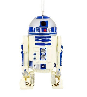 R2-D2 Star Wars Hallmark Christmas Tree Holiday Ornament