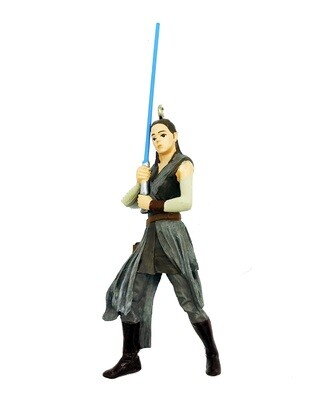 Rey Star Wars Hallmark Christmas Tree Holiday Ornament
