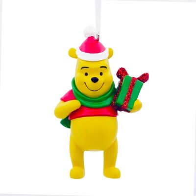 Winnie the Pooh Disney Hallmark Christmas Tree Holiday Ornament