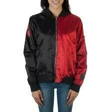 Harley Quinn Suicide Squad DC Comics Bomber Jacket