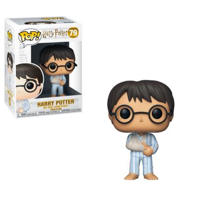 Harry Potter (Broken Arm)(Pajamas) Harry Potter Funko Pop 79