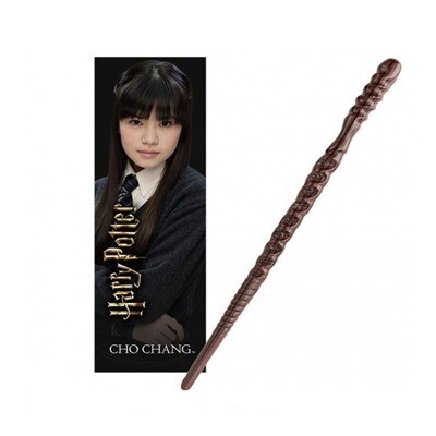 Cho Chang Harry Potter Wand and Bookmark