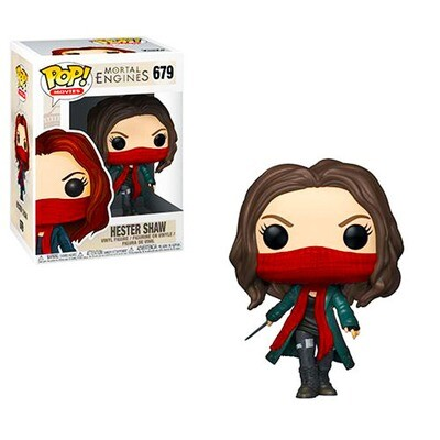 Hester Shaw Mortal Engines Funko Pop Movies 679
