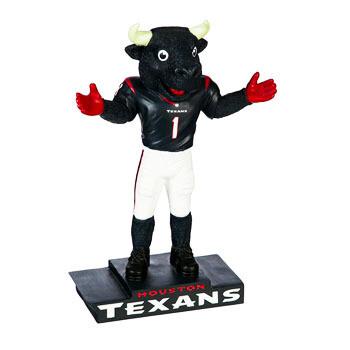 Houston Texans NFL Team Mascot Statue (PRE-ORDER)