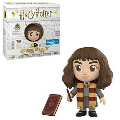 Hermione Granger with Gryffindor Scarf and Book Harry Potter Funko 5-Star Figure Walmart Exclusive