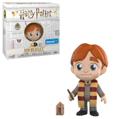 Ron Weasley with Gryffindor Scarf and Beans Harry Potter Funko 5-Star Figure Walmart Exclusive
