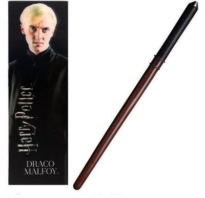 Draco Malfoy Harry Potter Wand and Bookmark