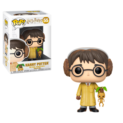 Harry Potter (Herbology) Harry Potter Funko Pop 55