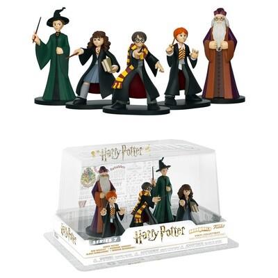 Harry Potter Core Main Set of 5 Funko HeroWorld Series 7 Figure Set