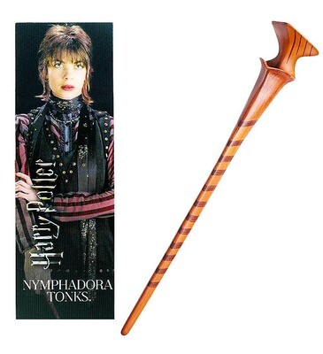 Nymphadora Tonks Harry Potter Wand and Bookmark