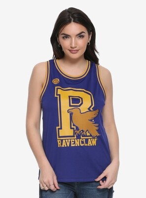 Ravenclaw Harry Potter Tank Quidditch Jersey