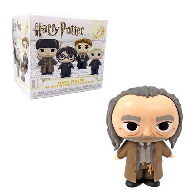 Argus Filch Harry Potter Triwizard Tournament Series Funko Mini Figure