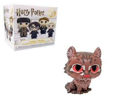 Mrs. Norris Harry Potter Triwizard Tournament Series Funko Mini Figure