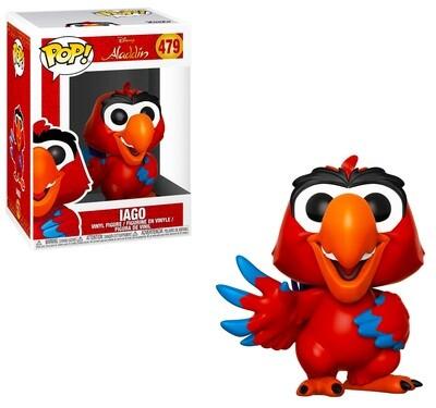Iago Aladdin Disney Funko Pop 479
