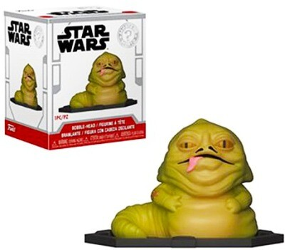 Jabba the Hutt Star Wars Funko Mini Figure Smuggler's Bounty Exclusive