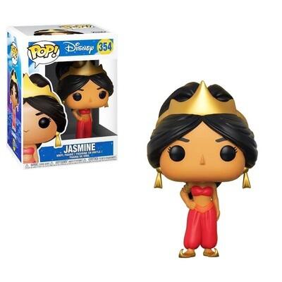 Jasmine (Red) Aladdin Disney Funko Pop 354