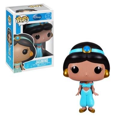 Jasmine Aladdin Disney Funko Pop 52