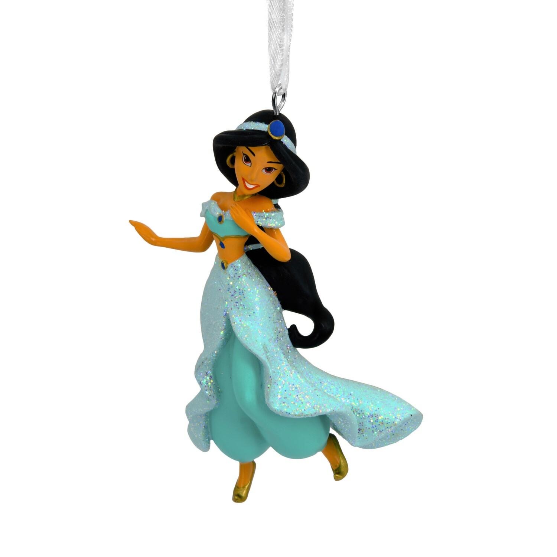 Jasmine Aladdin Disney Princess Hallmark Christmas Tree Holiday Ornament