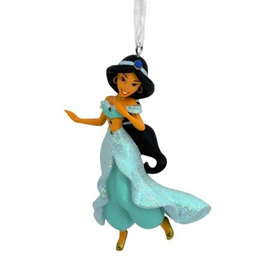 Jasmine Aladdin Disney Princess Hallmark Christmas Tree Holiday Ornament