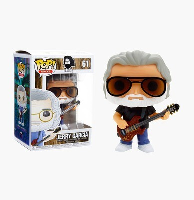 Jerry Garcia Funko Pop Rocks 61