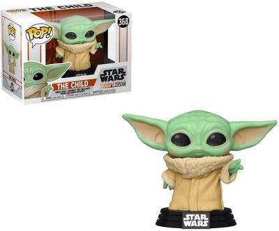 The Child Star Wars The Mandalorian Funko Pop 368