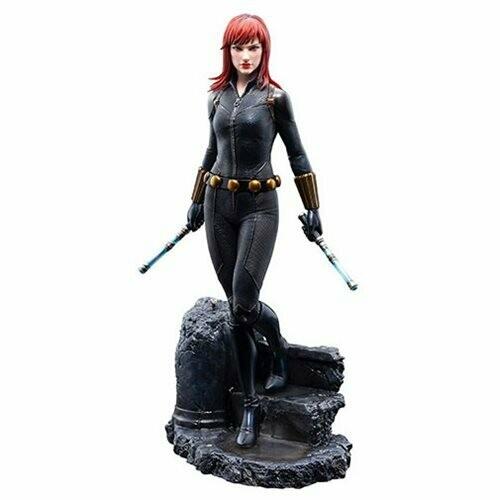 Black Widow Marvel Universe Kotobukiya Art FX Premier Statue