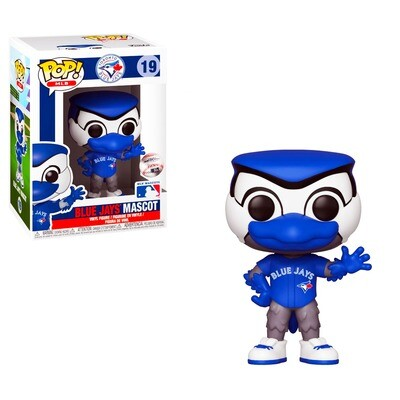 Blue Jays Mascot Toronto Blue Jays MLB Funko Pop MLB 19