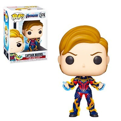 Captain Marvel Avengers Endgame Marvel Funko Pop 576