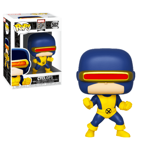 Cyclops (First Appearance) X-men Marvel 80 Years Funko Pop 502