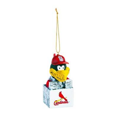 St. Louis Cardinals Mascot MLB Christmas Tree Holiday Ornament