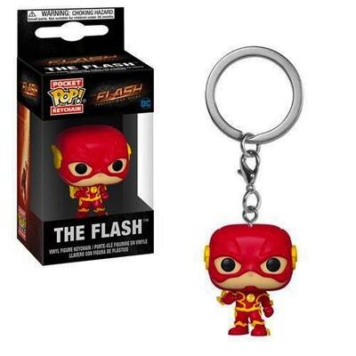 The Flash (Speed Force) The Flash Fastest Man Alive DC Comics Funko Pocket Pop Keychain