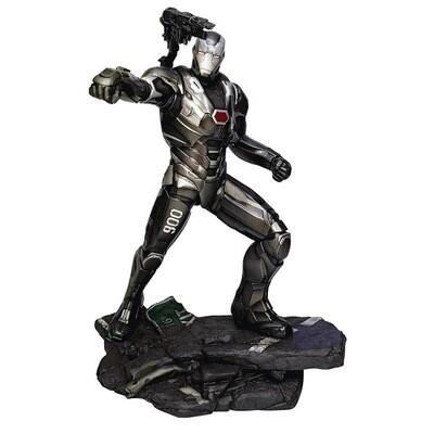 War Machine Avengers: Endgame Marvel Diamond Select Marvel Gallery PVC Diorama Statue