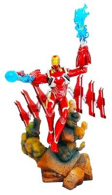 Iron Man (MK 50) Marvel Avengers Infinity War Diamond Select Marvel Gallery PVC Diorama Statue (PRE-ORDER)