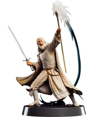 Gandalf the White The Lord of the Rings WETA Workshop Figures of Fandom Statue (PRE-ORDER)