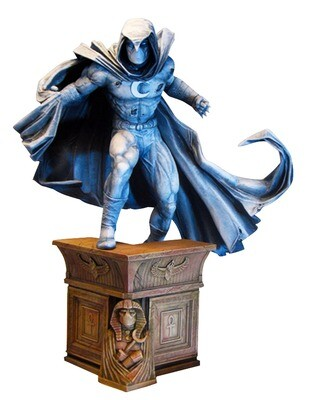 Moon Knight Marvel Diamond Select Premier Collection Resin Statue (PRE-ORDER)