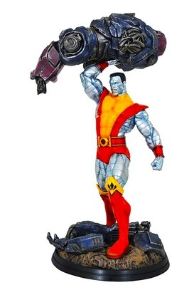 Colossus X-Men Marvel Diamond Select Marvel Comic Premier Collection Resin Statue (PRE-ORDER)