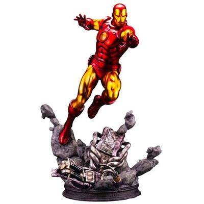 Iron Man Avengers Marvel Universe Kotobukiya Fine Art 1:6 Scale Statue (PRE-ORDER)