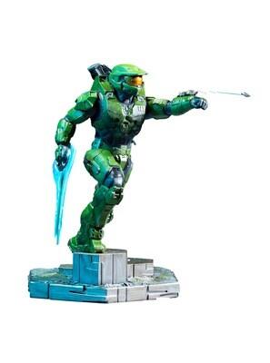 Master Chief with Grappleshot Halo Infinite Dark Horse Comics 10-inch Statue (PRE-ORDER)