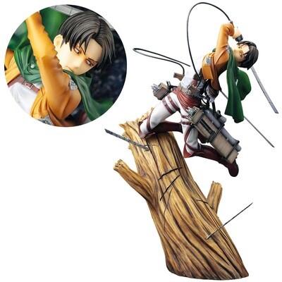 Levi Attack on Titan Kotobukiya ARTFX J Series Re-Run Variant 1:8 Scale Statue (PRE-ORDER)