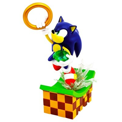 Sonic the Hedgehog SEGA Diamond Select Sonic Gallery Statue (PRE-ORDER)