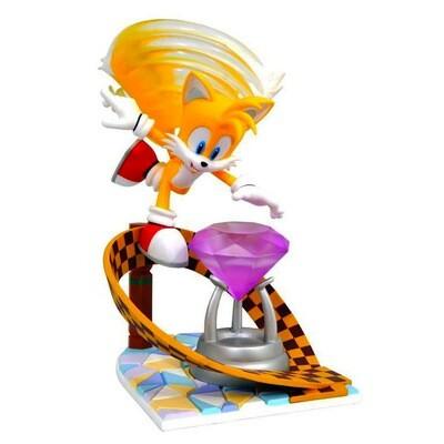 Tails Sonic the Hedgehog SEGA Diamond Select Sonic Gallery Statue (PRE-ORDER)