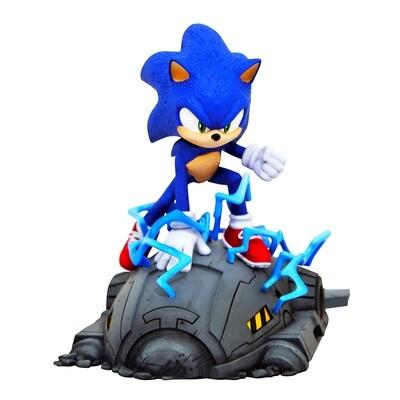 Sonic SEGA Sonic the Hedgehog Movie Diamond Select 1:6 Scale Statue (PRE-ORDER)