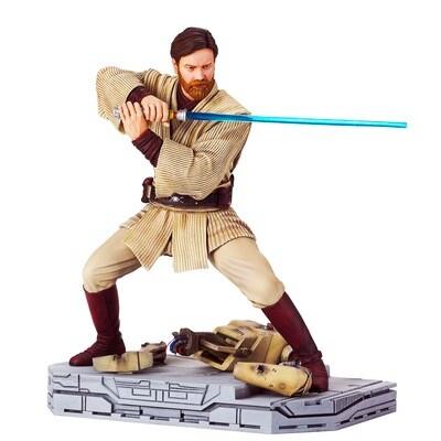 Obi-Wan Kenobi Star Wars: Revenge of the Sith Diamond Select Gentle Giant Movie Milestones Statue (PRE-ORDER)