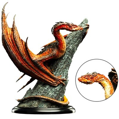 Smaug The Hobbit WETA Workshop Miniature Statue (PRE-ORDER)