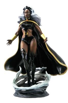 Storm X-Men Marvel Diamond Select Comic Gallery PVC Diorama Statue