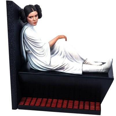 Leia Organa Star Wars: A New Hope Diamond Select Gentle Giant Movie Milestones Statue (PRE-ORDER)