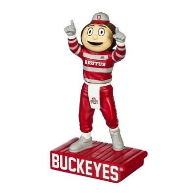 Ohio State University Buckeyes Team Mascot Statue